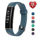 Letsfit Fitness Armband mit Pulsmesser, Fitness Tracker...