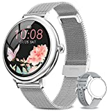 NAIXUES Smartwatch Damen, Fitness Tracker IP67 Wasserdicht,...